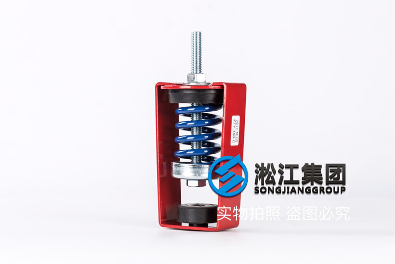 ZTY-150-C吊式风机弹簧减震器 Suspension fan shock absorber